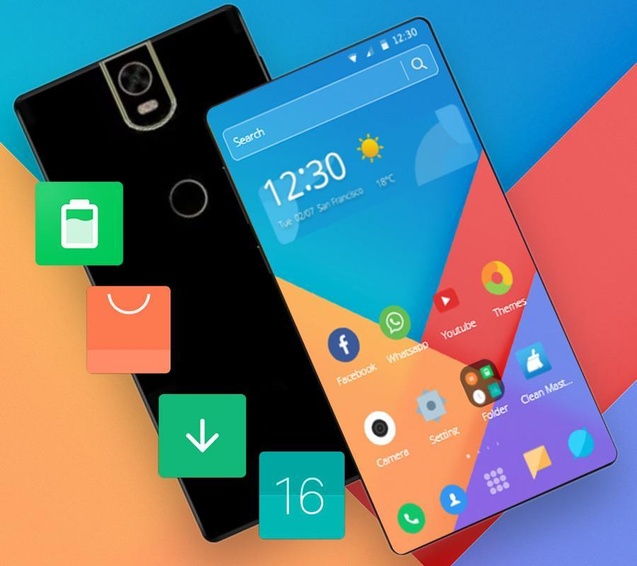 Theme For MIUI 9 for Android - APK Download