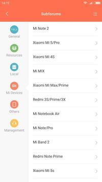 Xiaomi MIUI Forum screenshot 3