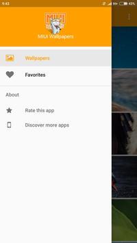 MIUI Wallpapers apk screenshot