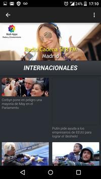 Cadena Ser Radio Madrid Gratis screenshot 4
