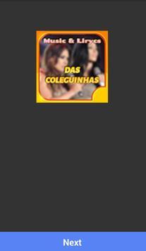 DAS COLEGUINAS MUSICA SONGS poster
