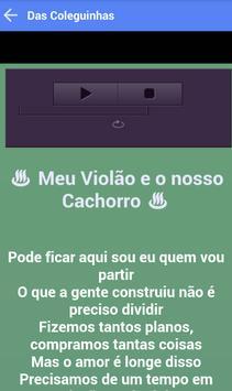 DAS COLEGUINAS MUSICA SONGS apk screenshot