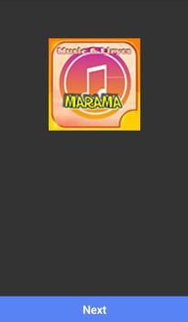 MARAMA MUSICA SONGS poster