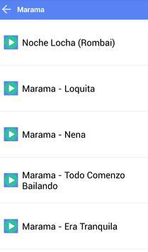 MARAMA MUSICA SONGS apk screenshot