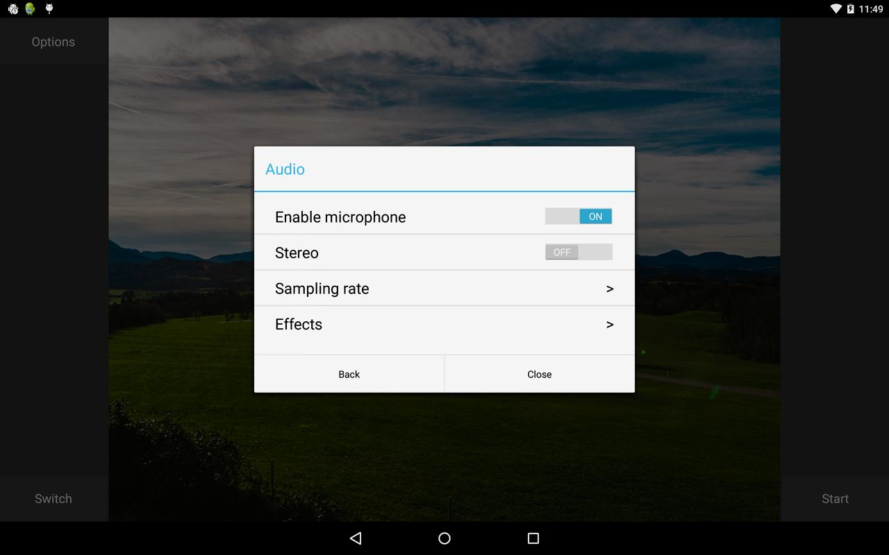 Android live555 rtsp client download