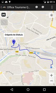 Quimper Tourisme screenshot 6