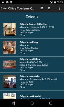Quimper Tourisme screenshot 3