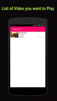 VilaMate Video Player screenshot 2