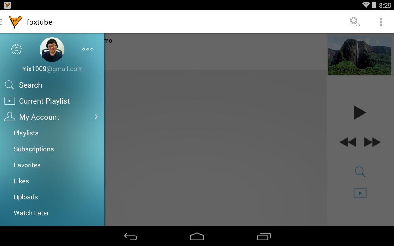 FoxTube Free - YouTube Player for Android - APK Download