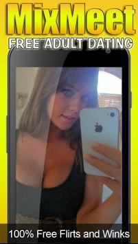 ... MixMeet Casual Adult Dating apk screenshot ...