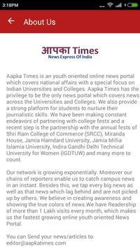 Aapka Times apk screenshot