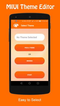 Theme Editor For MIUI screenshot 1