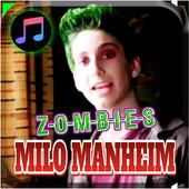 Milo Manheim - Zombies music 2018 icon