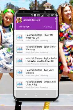 Haschak Sisters - New Songs 2018 screenshot 2
