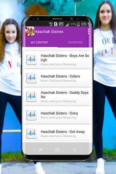 Haschak Sisters - New Songs 2018 screenshot 4