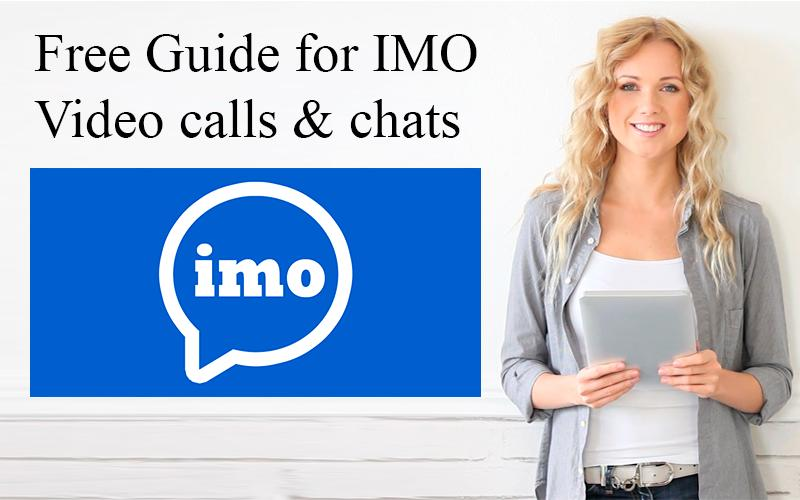 Guide for IMO - calls & chats poster