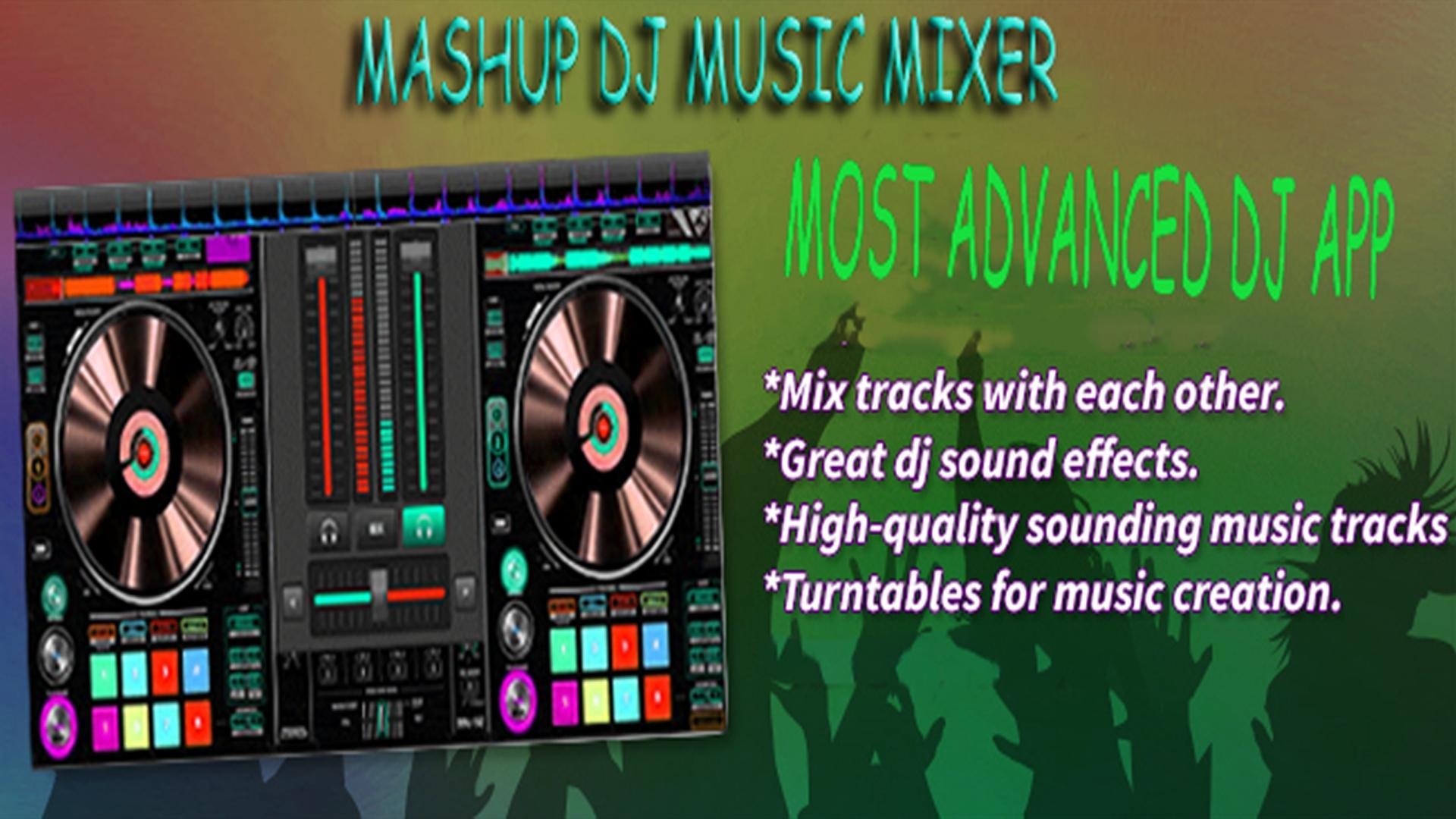 Dj Mixer Studio - Mashup DJ Music Mixer for Android - APK