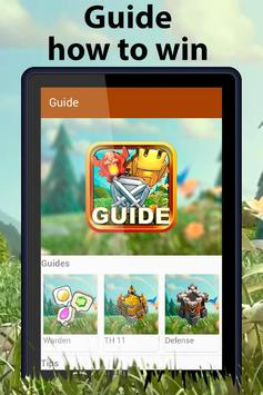 Guide: Gems for Clash of Clans poster
