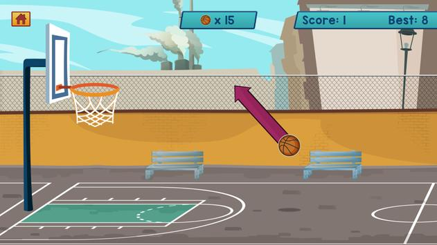 Basketball Shoot apk screenshot