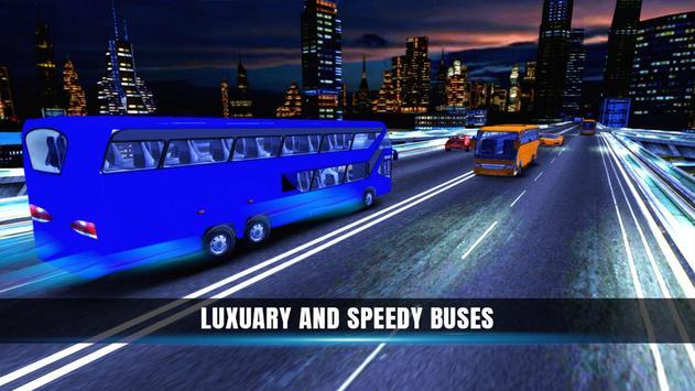 City Coach Bus Simulator 17 - Real Parking Test 3D screenshot 13