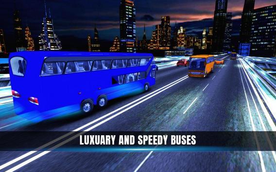 City Coach Bus Simulator 17 - Real Parking Test 3D screenshot 3