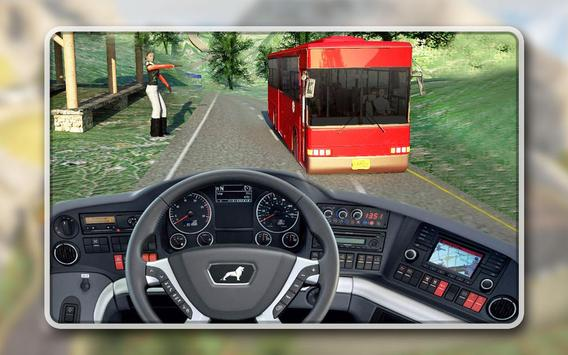 Offroad Coach bus simulator screenshot 3