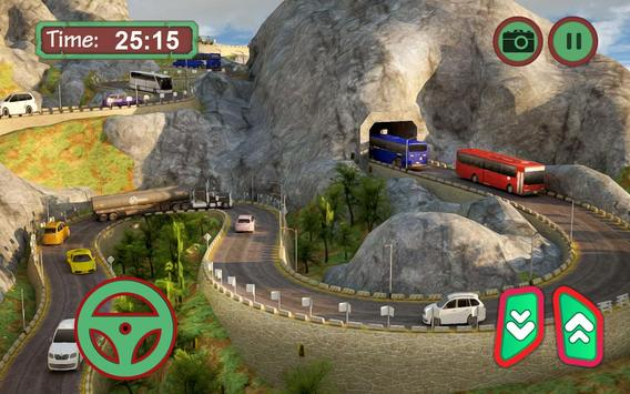 Offroad Coach bus simulator screenshot 1