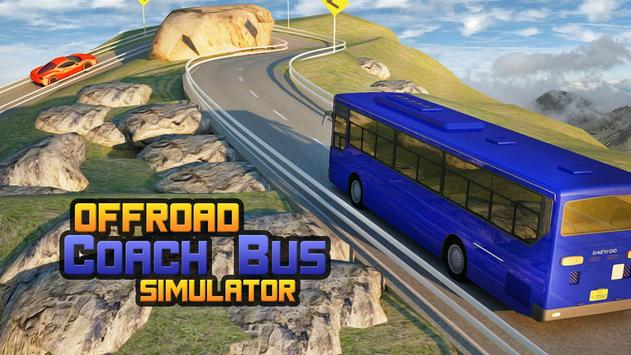 Offroad Coach bus simulator screenshot 4