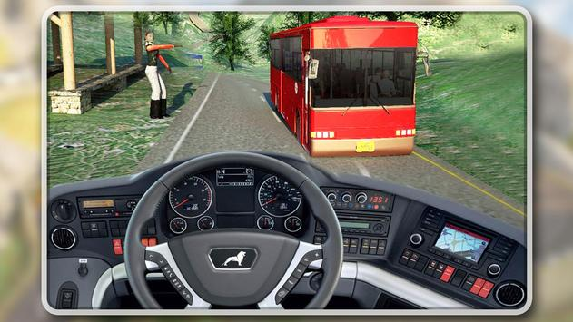 Offroad Coach bus simulator screenshot 6