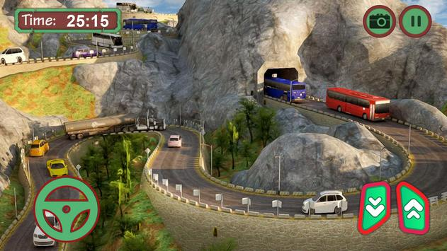 Offroad Coach bus simulator screenshot 9