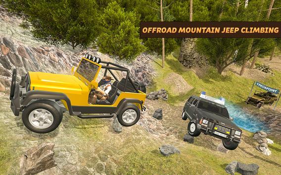 Muddy Off-Road 4x4 Truck Hill Climb Driver Sim 18 poster