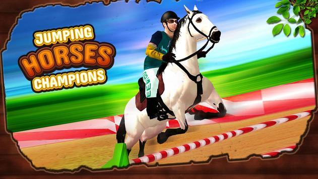 Ultimate Horse Jump Sim & Real Racing Championship screenshot 5