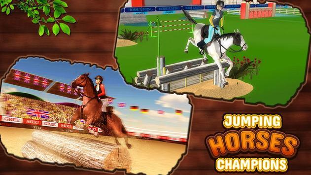 Ultimate Horse Jump Sim & Real Racing Championship screenshot 9