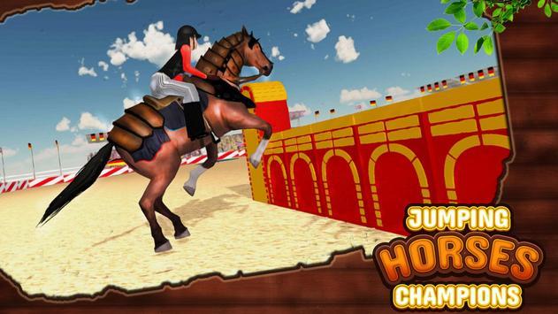 Ultimate Horse Jump Sim & Real Racing Championship screenshot 13