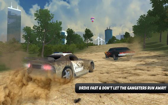 Police Car Wash Simulator screenshot 5