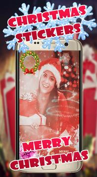 Merry Christmas Stickers screenshot 2
