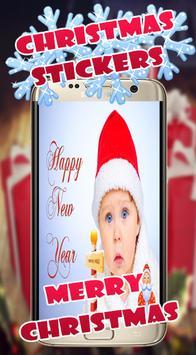 Merry Christmas Stickers screenshot 3