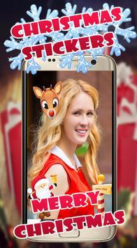 Merry Christmas Stickers screenshot 5