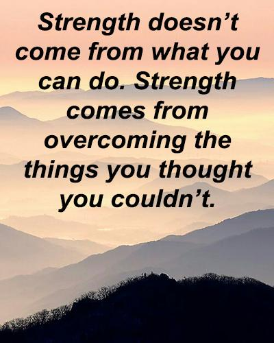 Courage & Strength Quotes for Android - APK Download