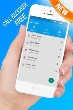 Call sms Blocker Caller ID call recorder Automatic скриншот 3