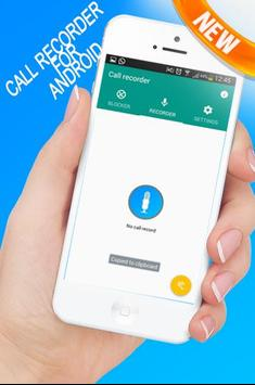 Call sms Blocker Caller ID call recorder Automatic скриншот 4