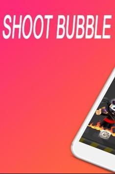 Ninja Bubble Shooter Extreme Story Shoot Bubble poster
