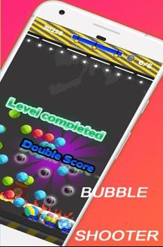 Ninja Bubble Shooter Extreme Story Shoot Bubble screenshot 1