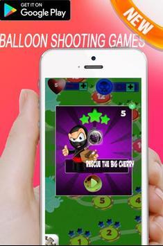 Ninja Bubble Shooter Extreme Story Shoot Bubble screenshot 3