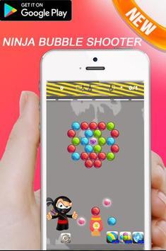 Ninja Bubble Shooter Extreme Story Shoot Bubble screenshot 5