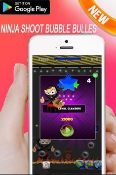 Ninja Bubble Shooter Extreme Story Shoot Bubble screenshot 6