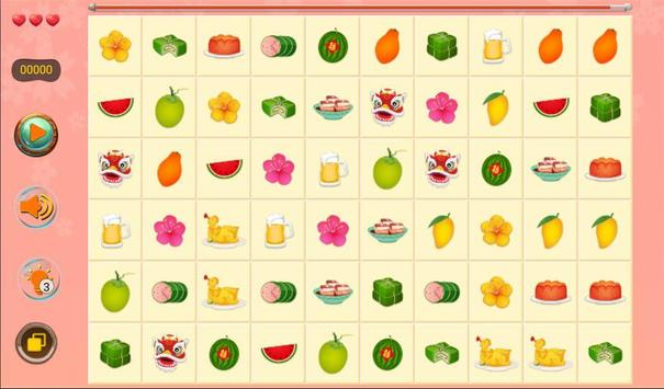 Pro Poke Connect all Onet best Fruit & Sea Animal screenshot 3