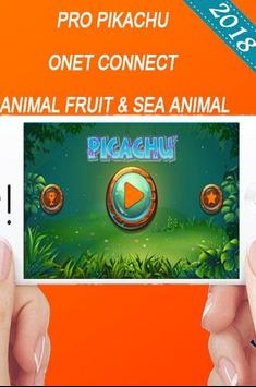 Pro Poke Connect all Onet best Fruit & Sea Animal screenshot 2