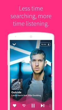 MixRadio screenshot 3