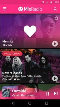MixRadio screenshot 4